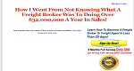 Freightbrokerbootcamp.Com Coupon Codes
